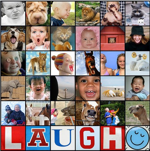 Crush Anxiety with Laughter Yoga